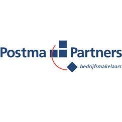 Logo van Postma & Partners Bedrijfsmakelaars