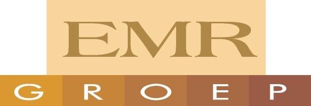 Logo van EMRgroep
