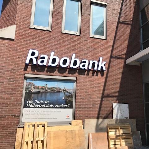 Foto van Rabobank Spijkenisse