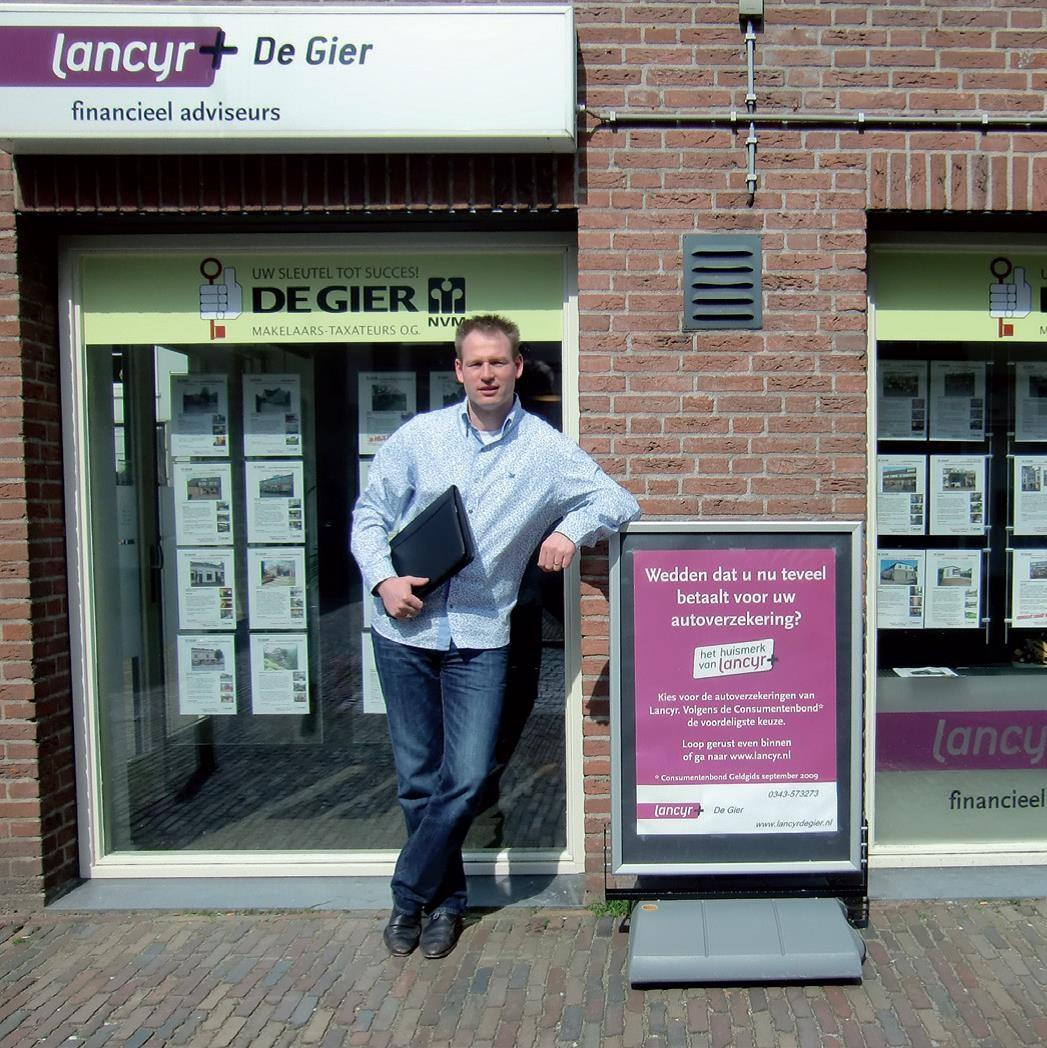 Foto van De Gier Hypotheken & Assurantiën BV