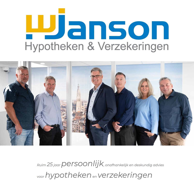 Foto van Wim Janson Hypotheken & Verzekeringen