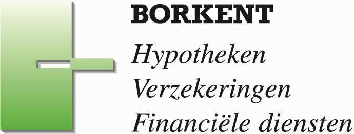 Logo van Borkent Verzekeringen & Hypotheken