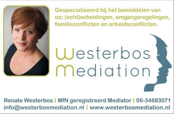 Logo van Westerbos Mediation