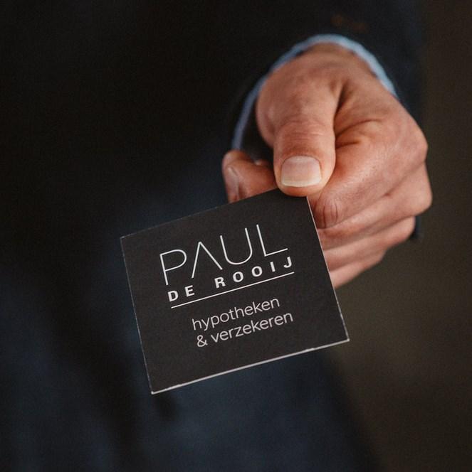 Foto van Paul de Rooij, hypotheken & verzekeren