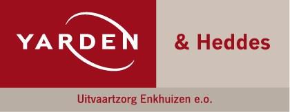 Logo van Yarden & Heddes Uitvaartzorg Enkhuizen