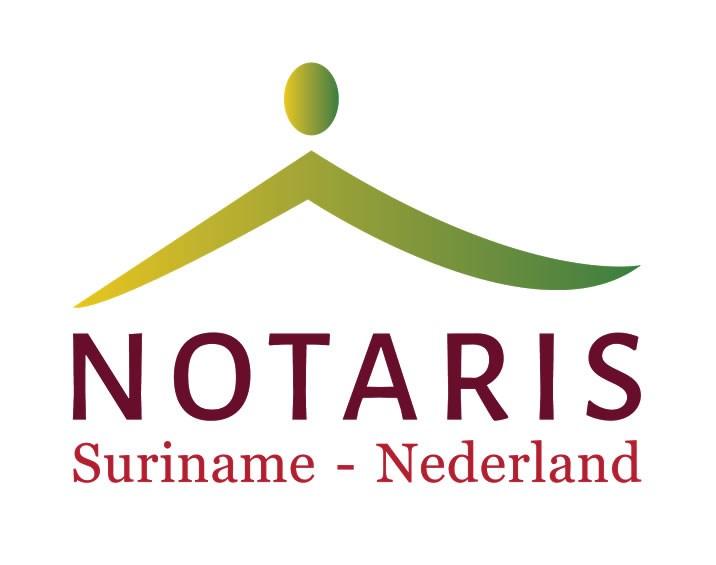 Logo van Notaris Suriname Nederland
