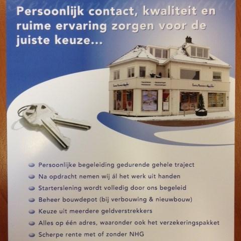 Foto van Tameling Hypotheken & Assurantiën