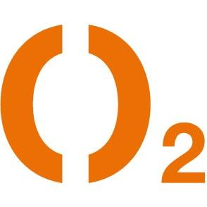 Logo van O2 Accountants Ede