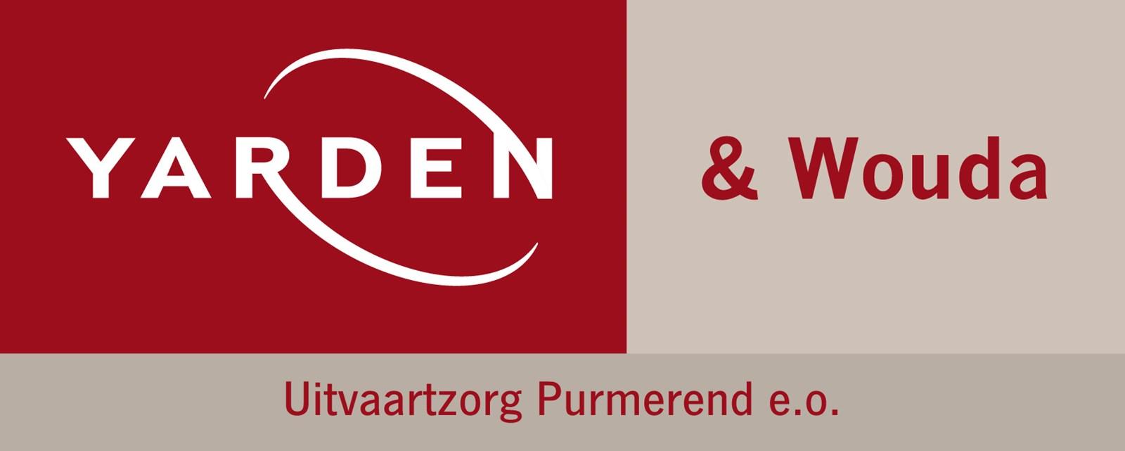 Logo van Yarden & Wouda Uitvaartzorg Waterland