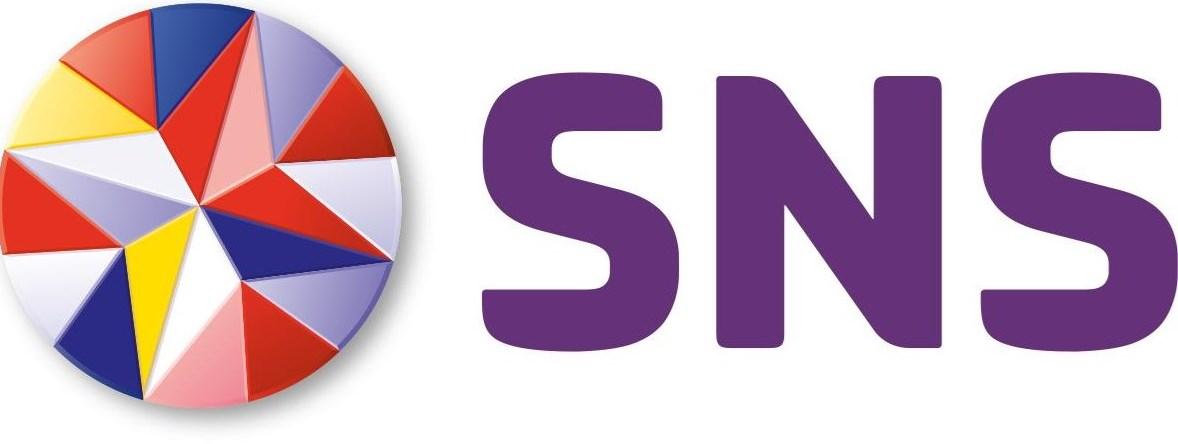 Logo van SNS Amstelveen