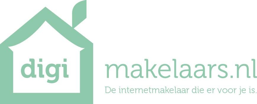 Logo van Digimakelaars.nl Onlinemakelaar Internetmakelaar