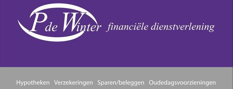 Logo van P. de Winter's Financiële Dienstverlening