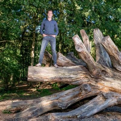Foto van Martijn ten Brinke