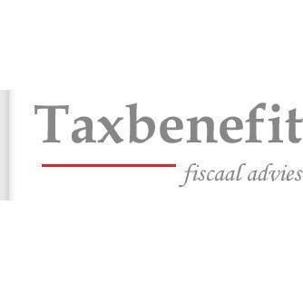Logo van Taxbenefit fiscaal advies