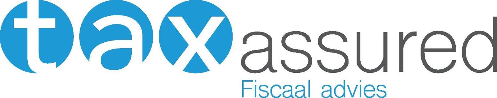 Logo van Tax Assured. Fiscaal optimaal. Dat loont!