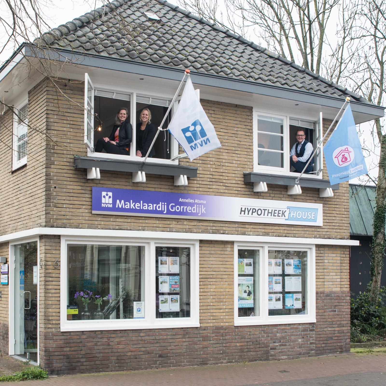 Foto van Hypotheek House Gorredijk