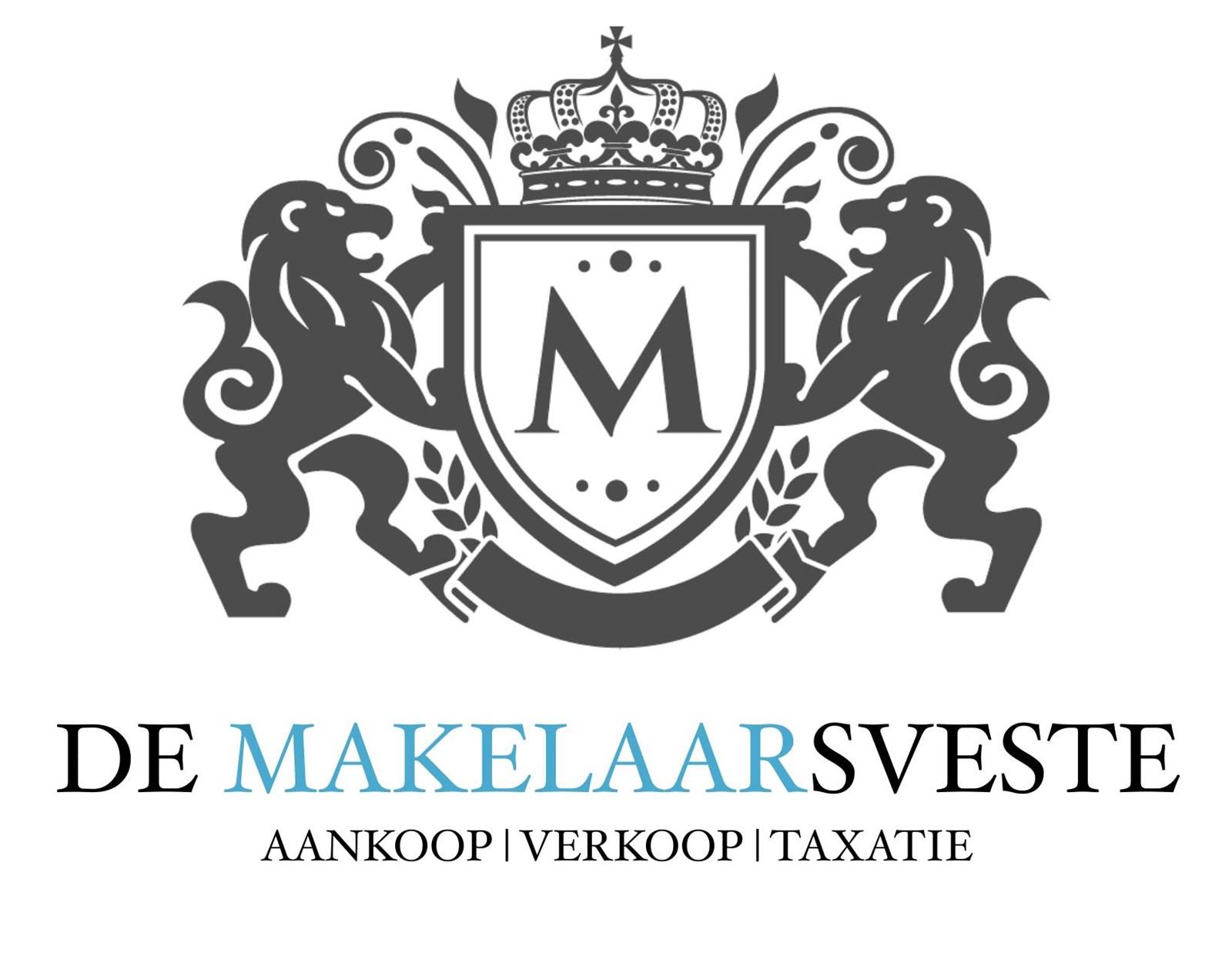 Logo van De Makelaarsveste