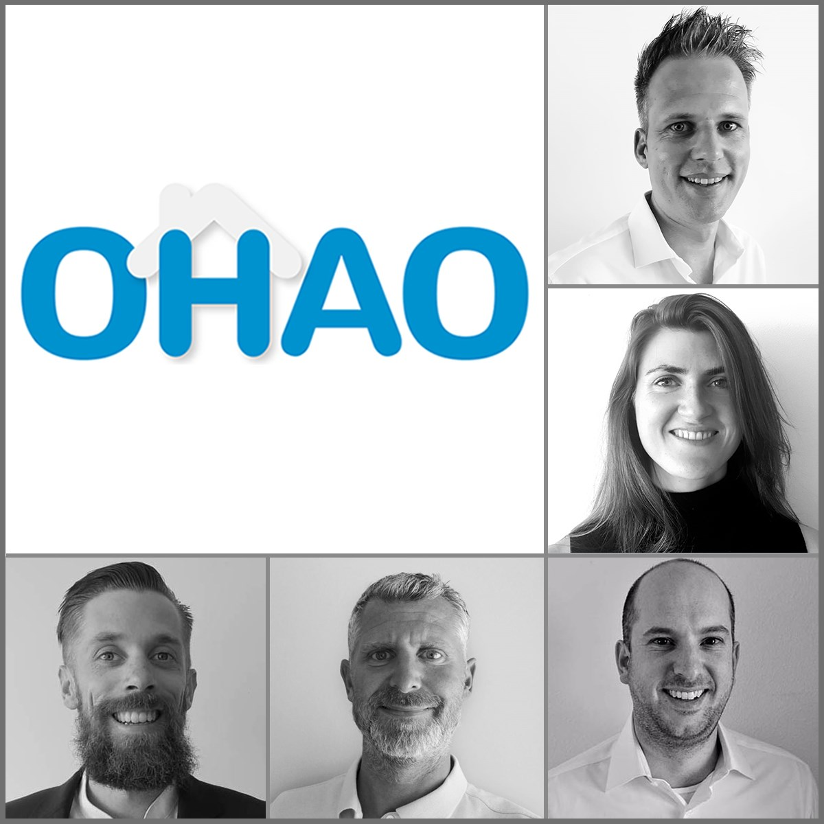 Logo van OHAO Groningen