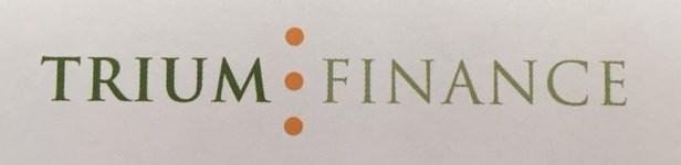 Logo van Trium Finance