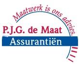 Logo van P.J.G.de MaatAssurantiën