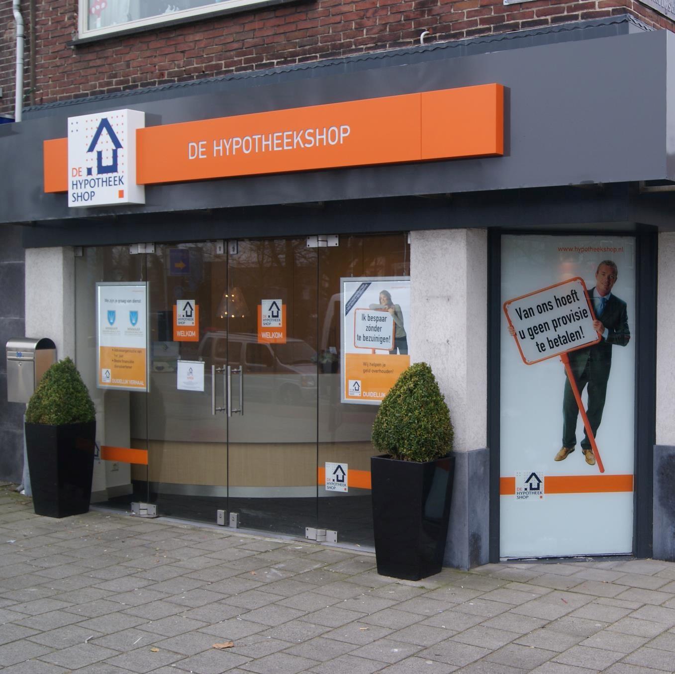 Logo van De Hypotheekshop in Haarlem Noord