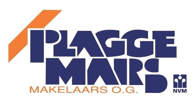 Logo van Plaggemars Makelaars OG