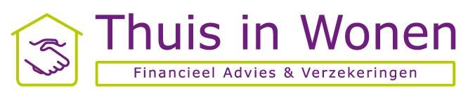 Logo van Thuis in Wonen Financieel Advies & Verzekeringen