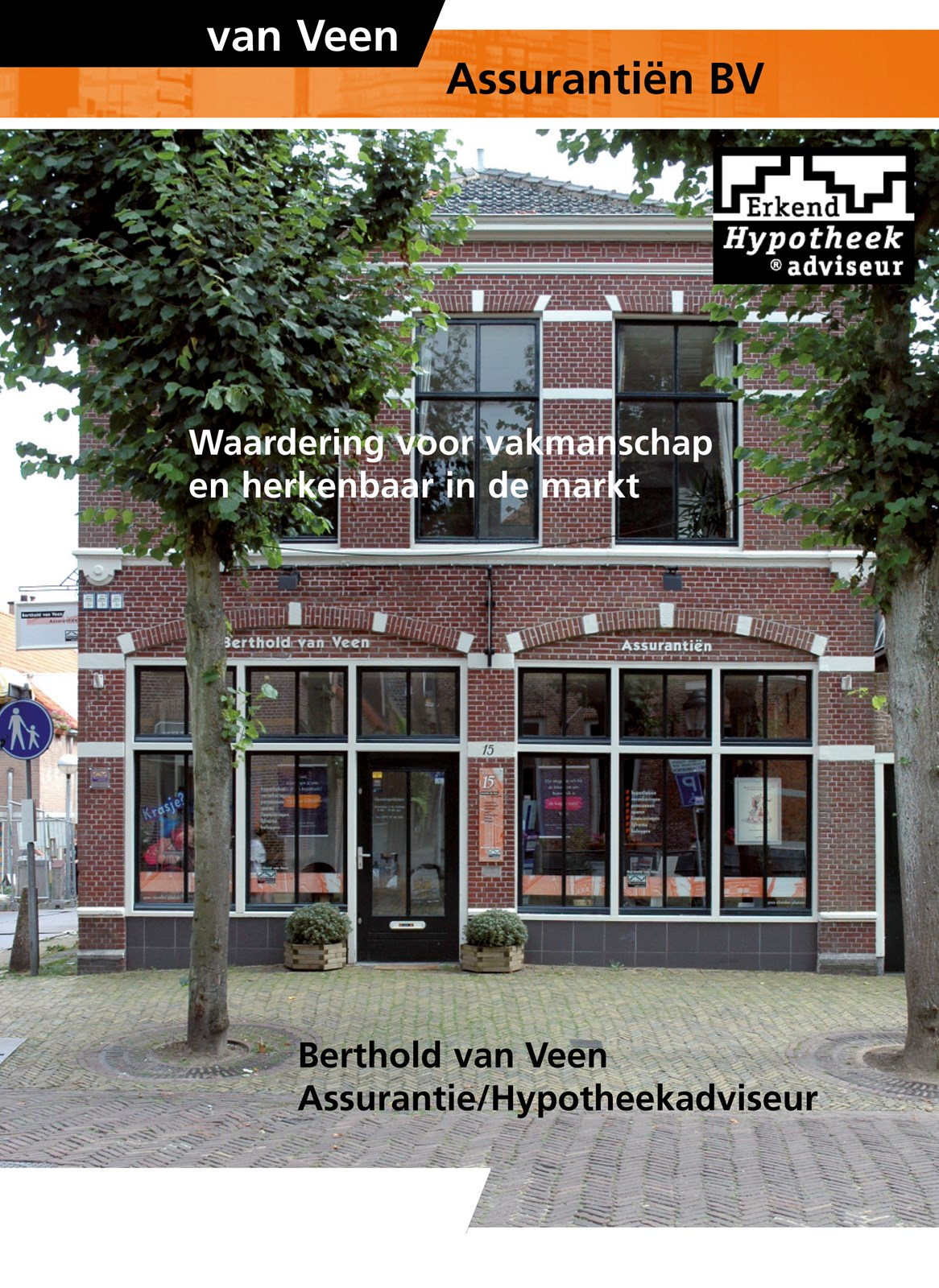 Van Veen Assurantiën & Hypotheken B.V.