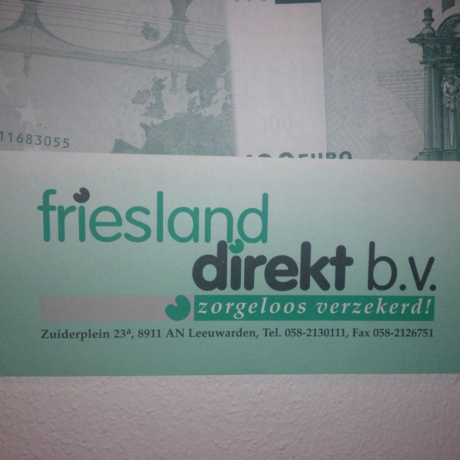 Foto van Friesland Direkt B.V.