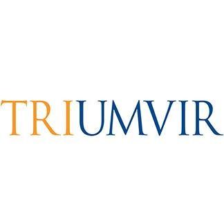 Logo van Triumvir