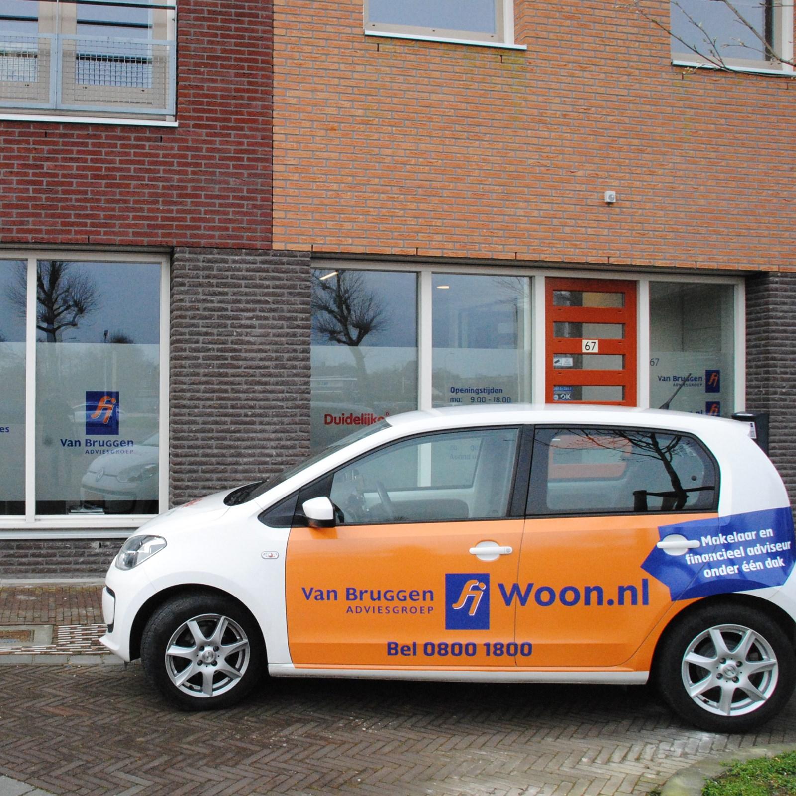 Van Bruggen Adviesgroep Hoofddorp en Nieuw-Vennep