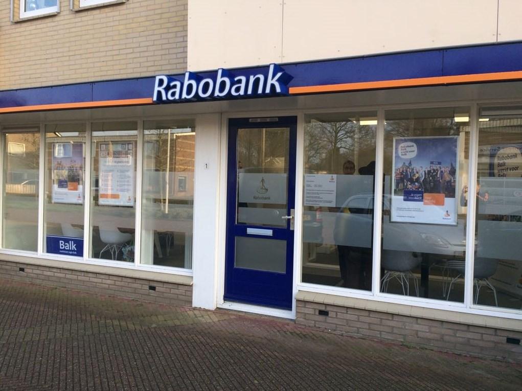Logo van Rabobank Balk