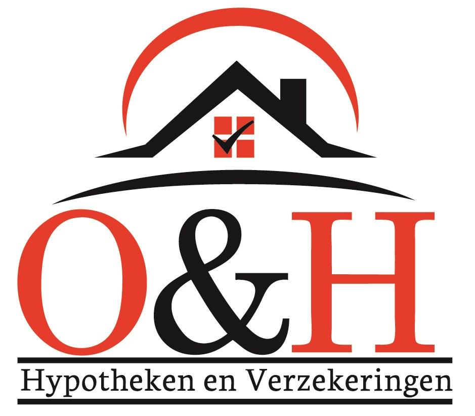 Logo van O&H Hypotheken en verzekeringen