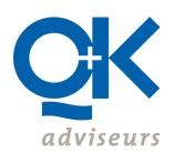 Logo van Q&K adviseurs