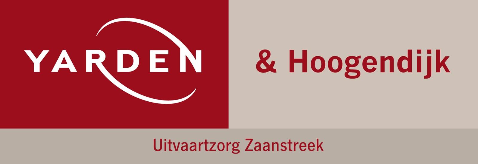 Logo van Yarden & Hoogendijk Uitvaartzorg Zaanstreek