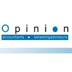 Logo van Opinion accountants en belastingadviseurs