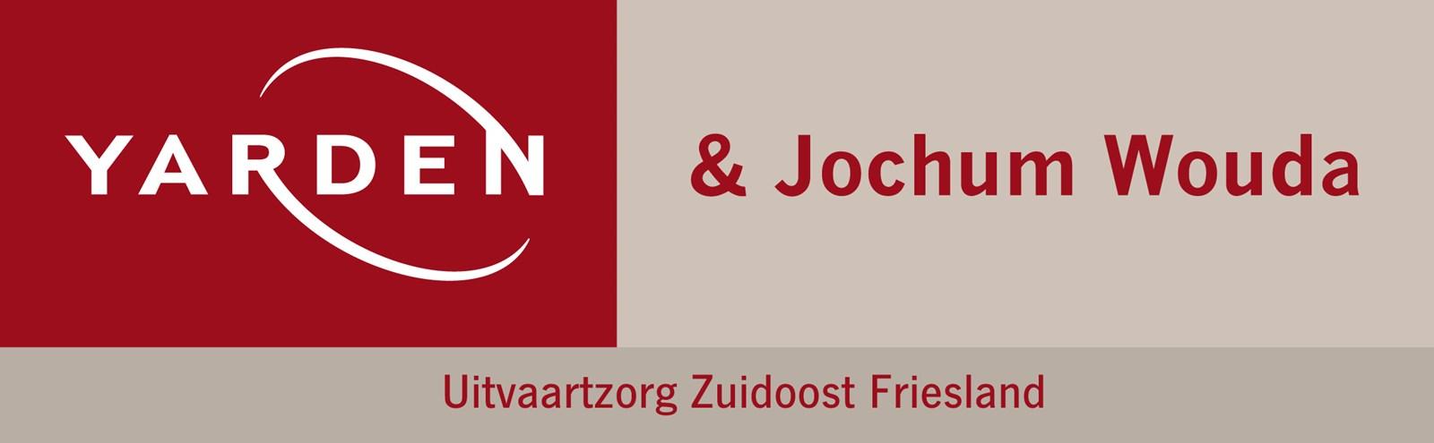 Logo van Yarden & Jochum Wouda Uitvaartzorg Friesland