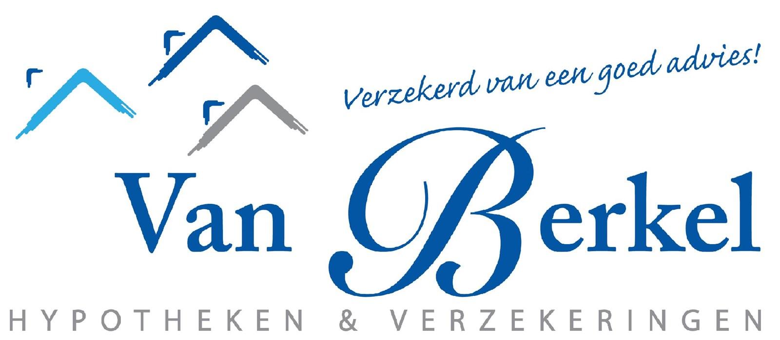 Logo van Van Berkel hypotheken & verzekeringen