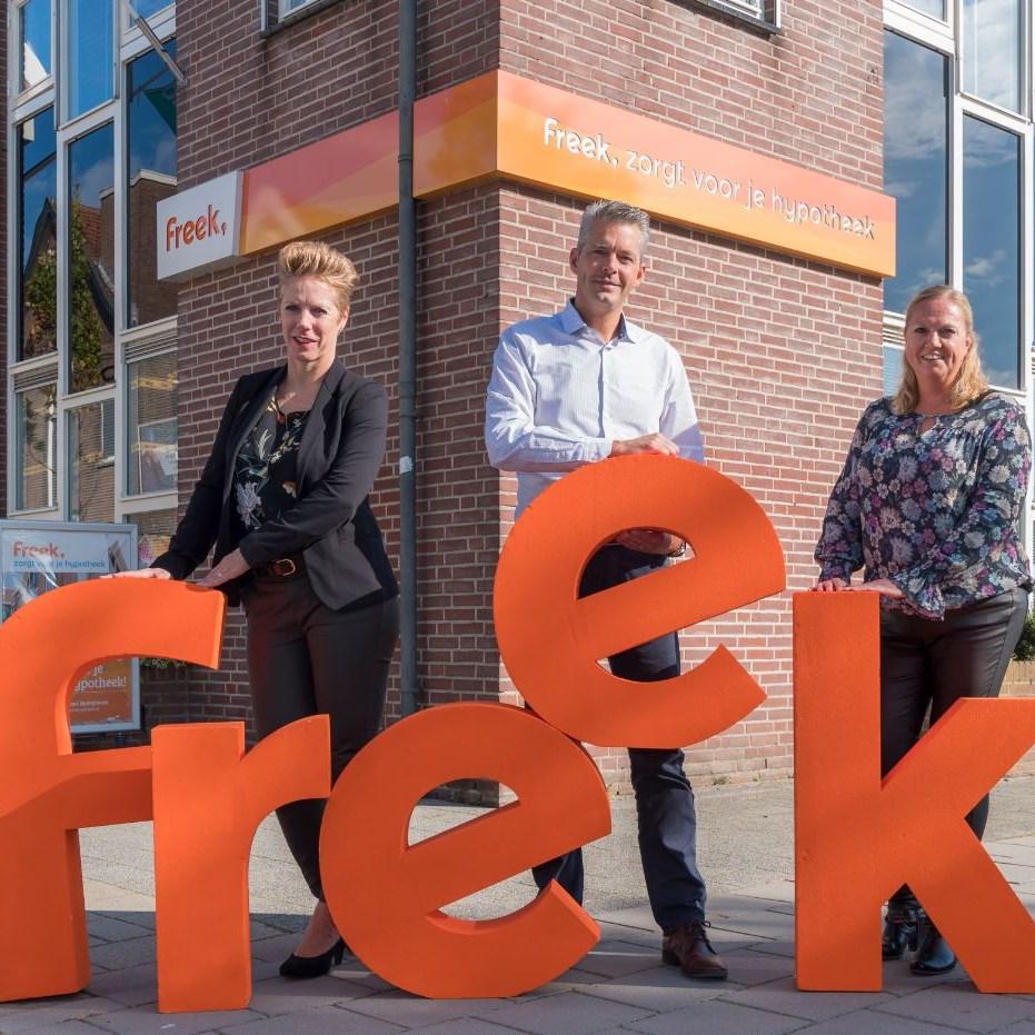 Freek Hypotheek Bodegraven