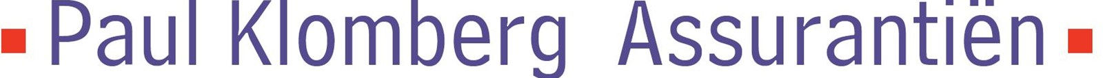 Logo van Paul Klomberg Assurantiën