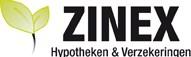 Logo van Zinex Hypotheken en Verzekeringen
