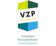 Logo van VZP Bedrijven