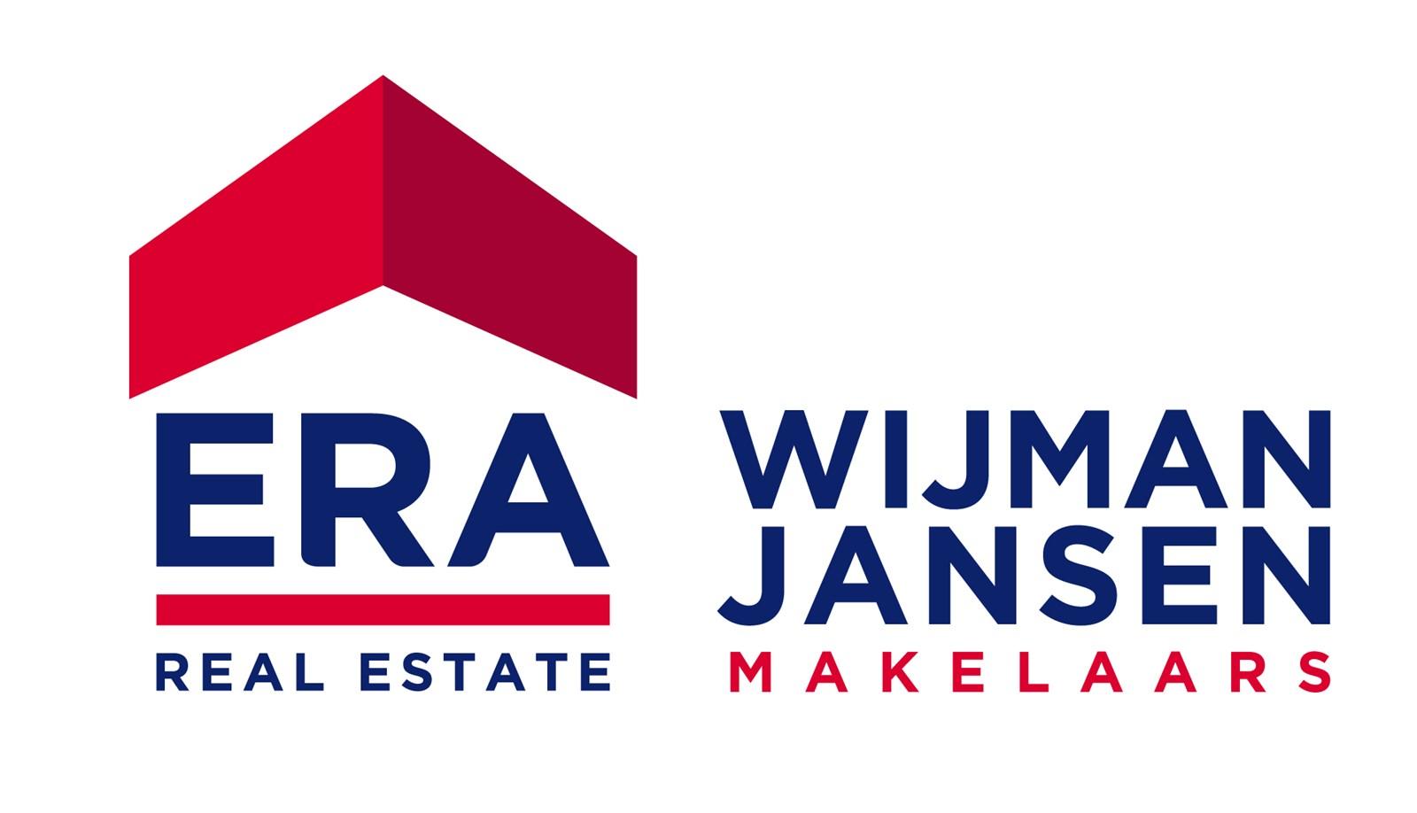 Logo van Wijman & Jansen ERA makelaars