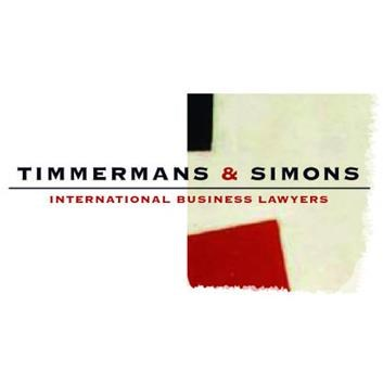 Logo van Timmermans & Simons International Business Lawyers