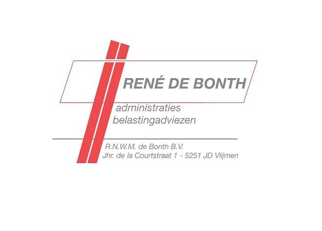 Logo van René de Bonth Administraties en Belastingadviezen