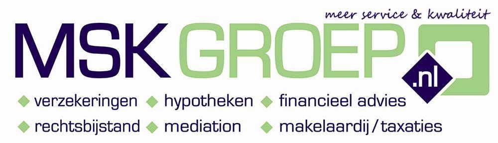 Logo van MSK Groep