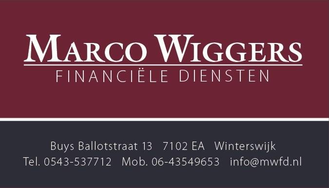 Logo van Marco Wiggers Financiële Diensten