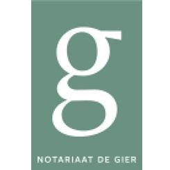 Logo van Notariaat De Gier