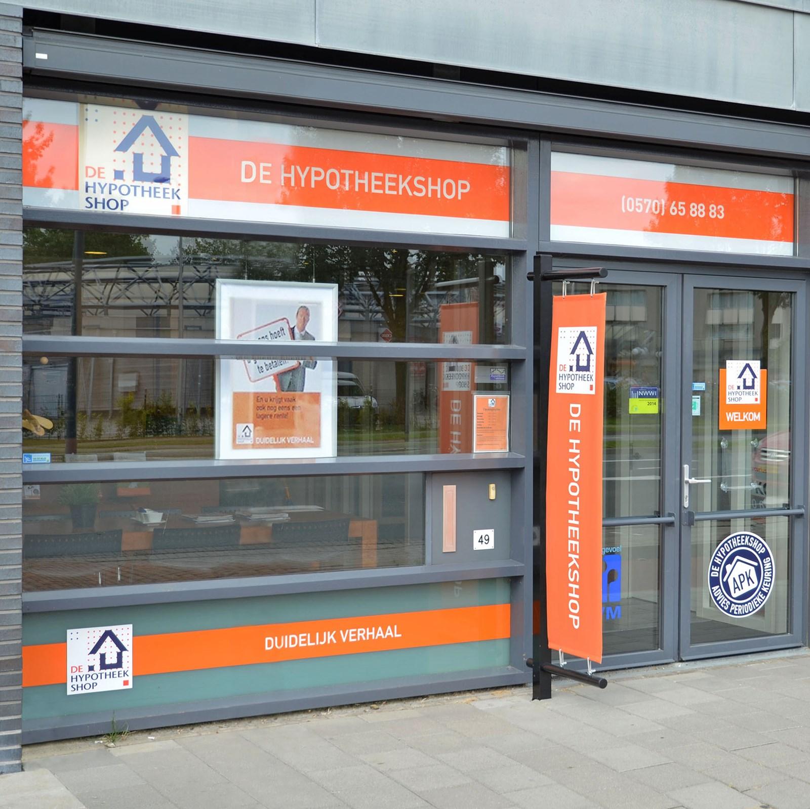 Foto van De Hypotheekshop Deventer Colmschate