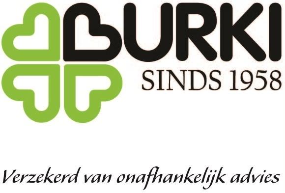 Logo van Burki Assurantiën & Hypotheken